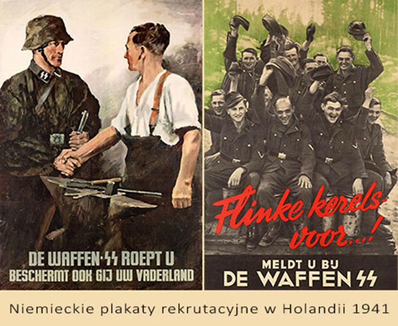 Czarni żołnierze Holendrzy W Szeregach Waffen Ss