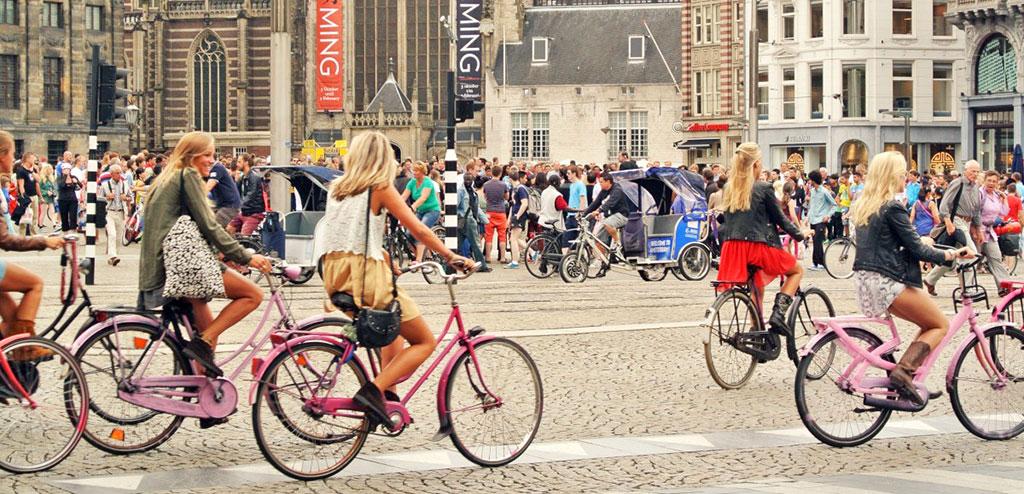hollandia flört