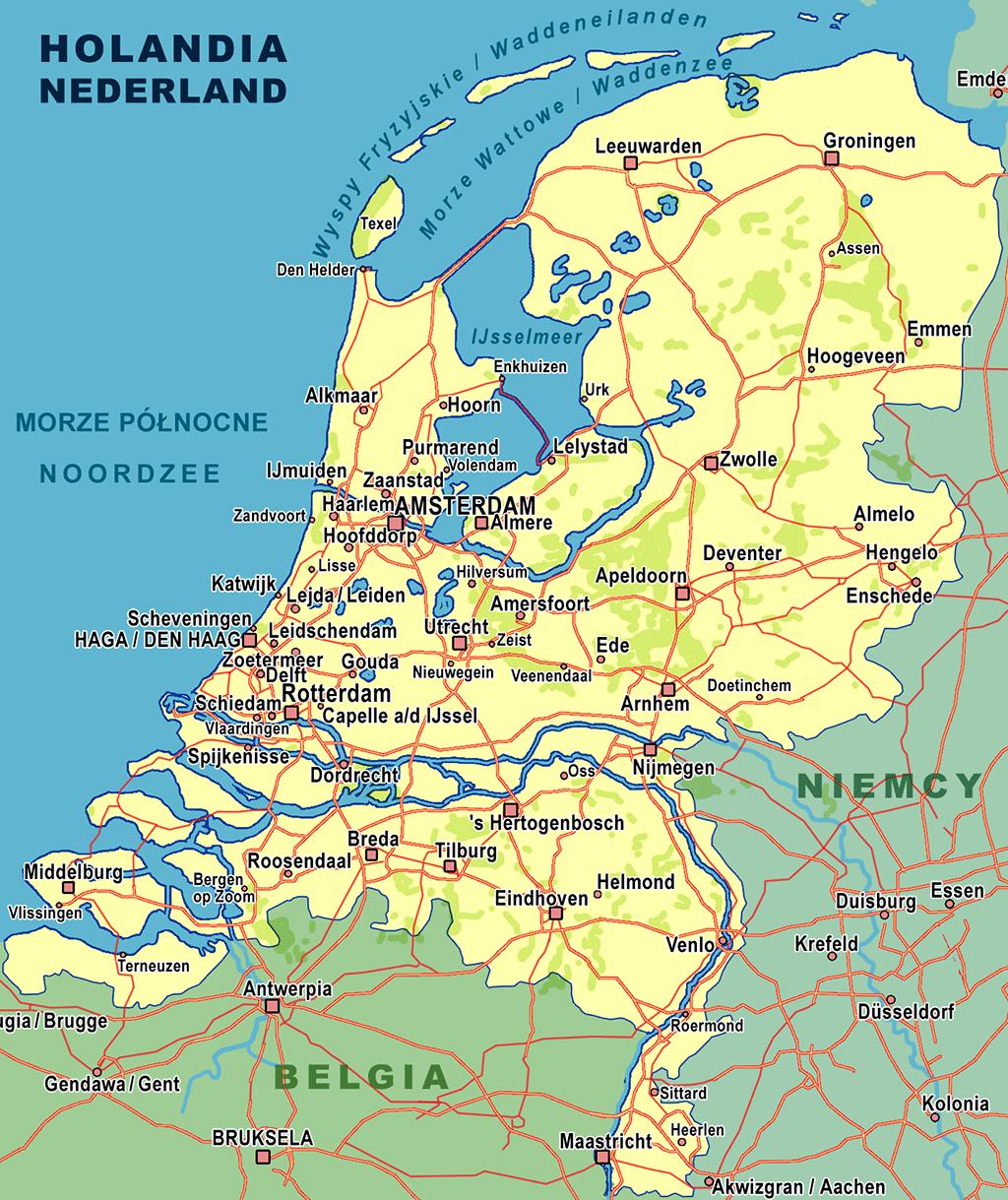 nl holandia