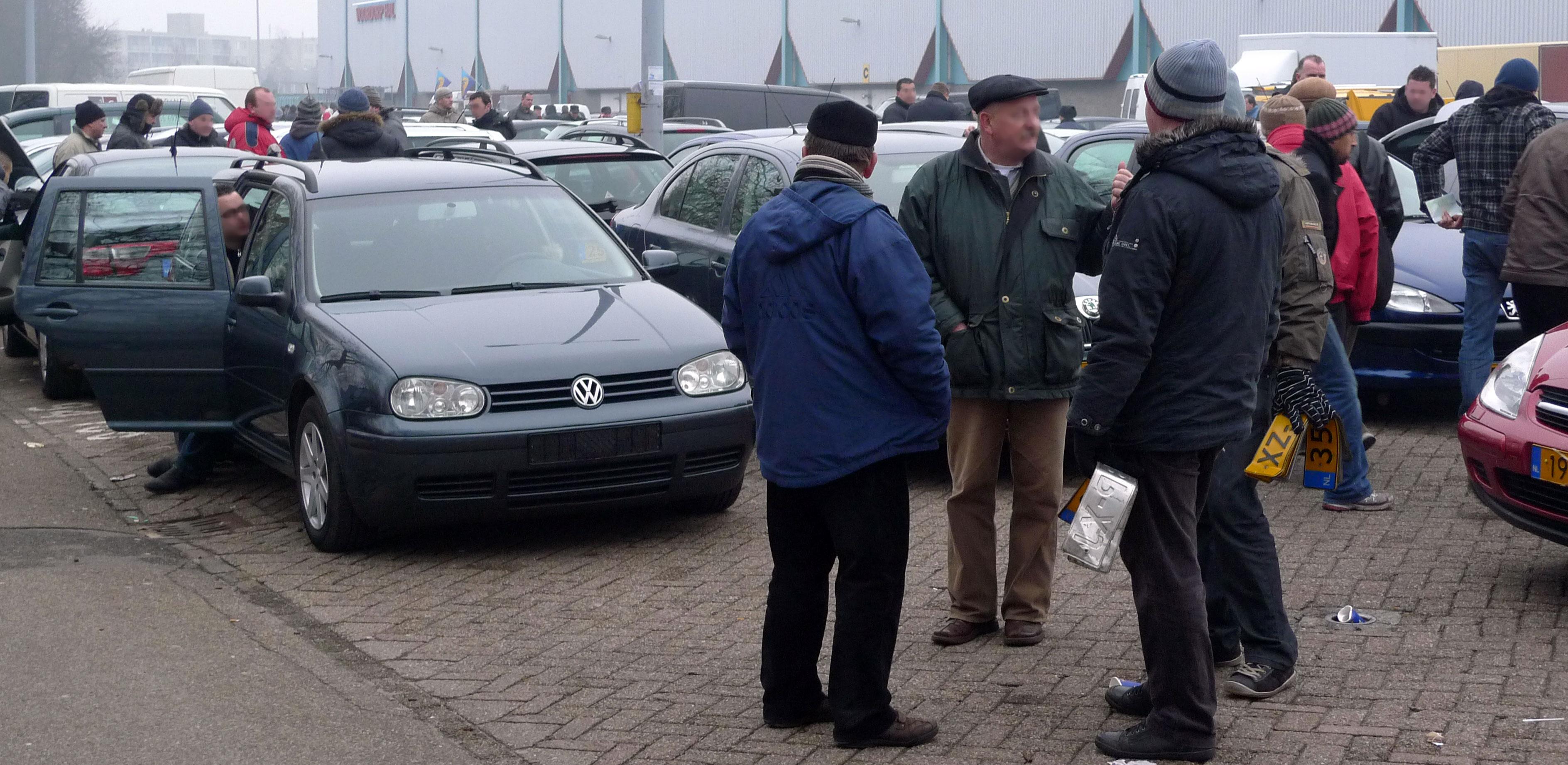 Aktualne Kupno samochodu w Holandii WF16
