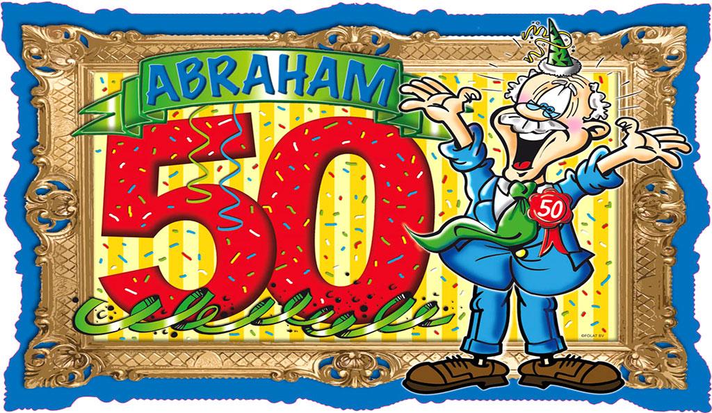 Sara I Abraham Czyli 50 Te Urodziny Holendra