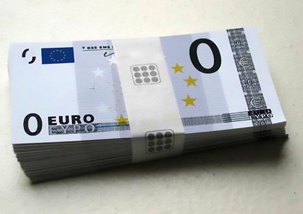 nowy banknot EURO