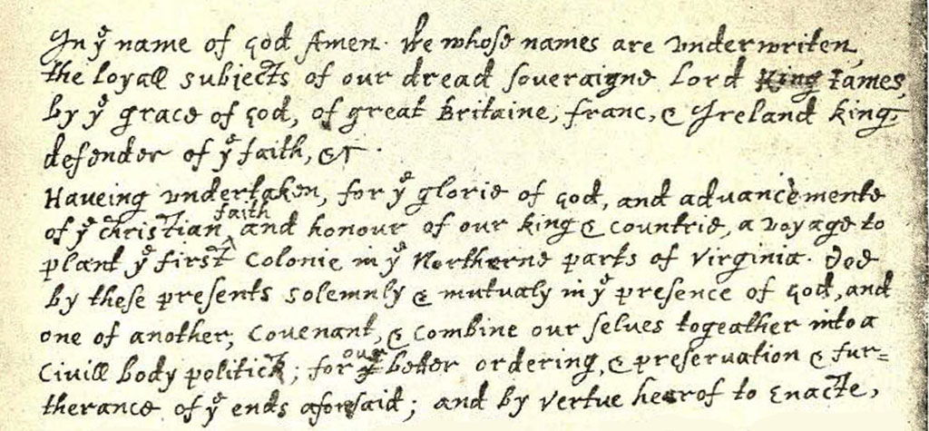 fragment Mayflower compact