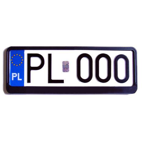 polskie tablice
