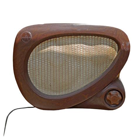 przedwojenne czeskie radio Tesla
