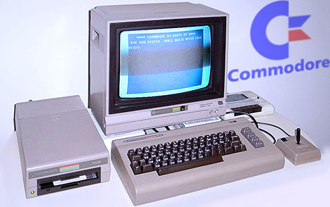 Commodore 64 1985