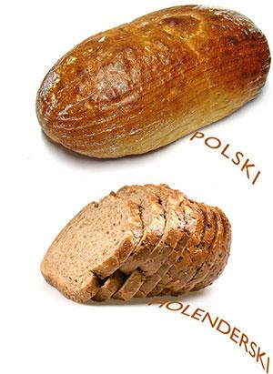 chleb polski i holenderski