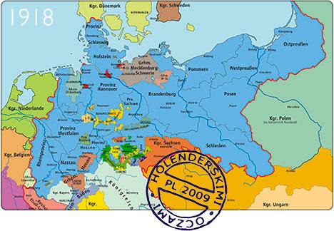 Europa 90 lat temu