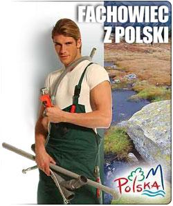 fachowiec z Polski