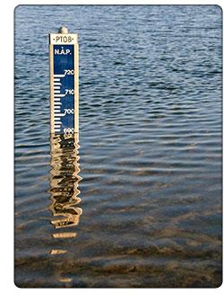poziom wody