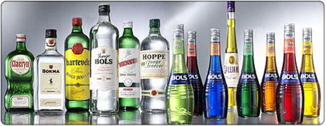 holenderska wódka