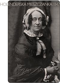 zdjęcie mieszczanki 1847 r.
