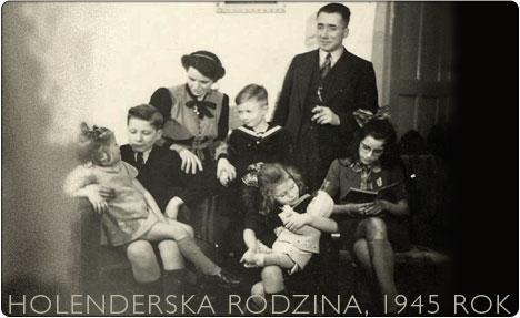 holenderska rodzina