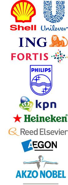 10 największych holenderskich