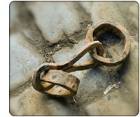 kajdany niewolnika