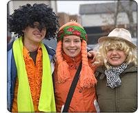 karnawal w Holandii