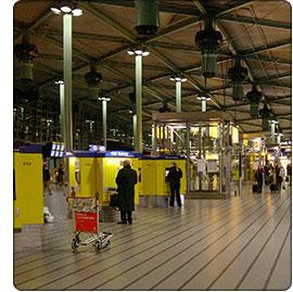 Lotnisko Schiphol - Amsterdam