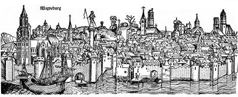 Magdeburg XV w.