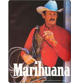 Marihuana-man