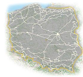 moja polska trasa