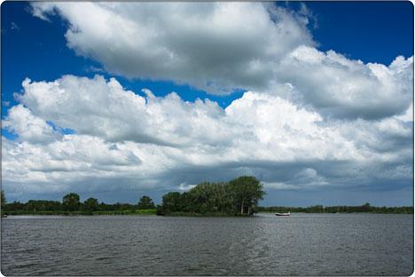 Nieuwkoopse jeziora