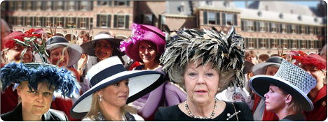 parada kapeluszy
