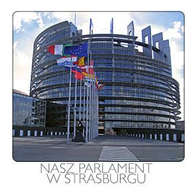 parlament w Strassburgu
