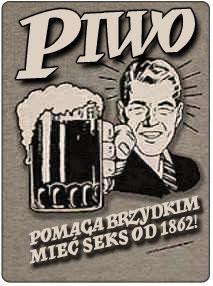 Piwo pomaga!