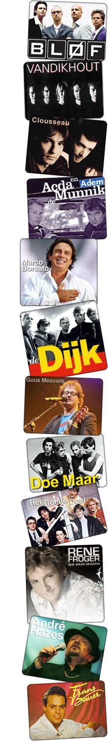 zespoly i piosenkarze NL