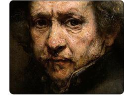 Rembrandt autoportret