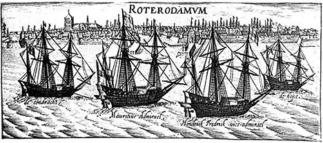 Rotterdam XVII wiek