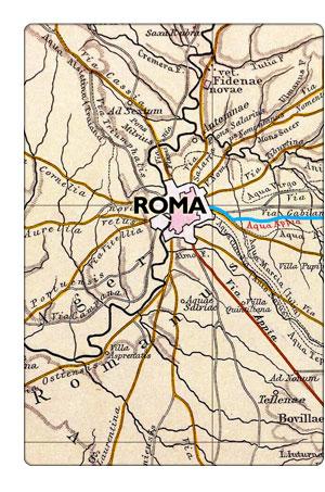 drogi do Rzymu