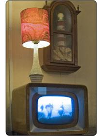 1950 - telewizor Philipsa
