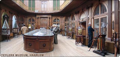 Teylers Muzeum w Haarlemie