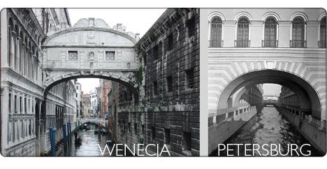 Wenecja i Petersburg