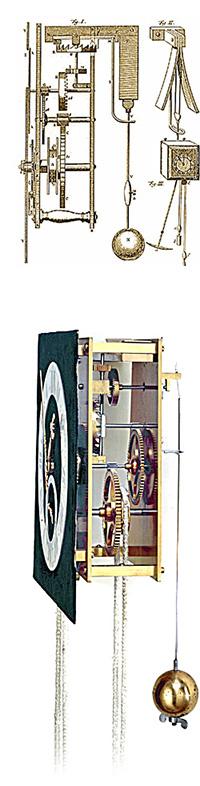 Zegar wahadłowy Huygensa