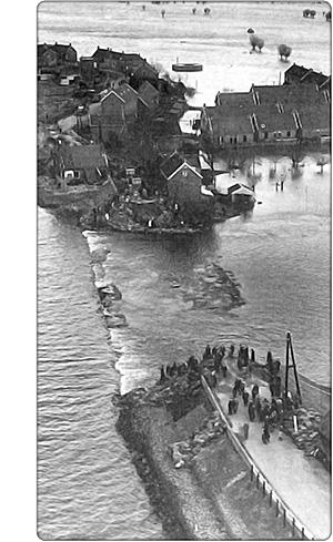 powódź w Zelandii 1953